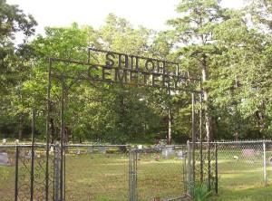 Shiloh Cemetery photograph